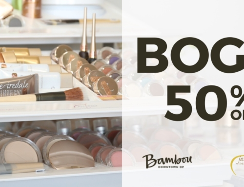 Jane Iredale BOGO 50% Sale