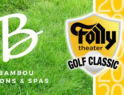 Bambou to Sponsor the Folly Theater Golf Classic