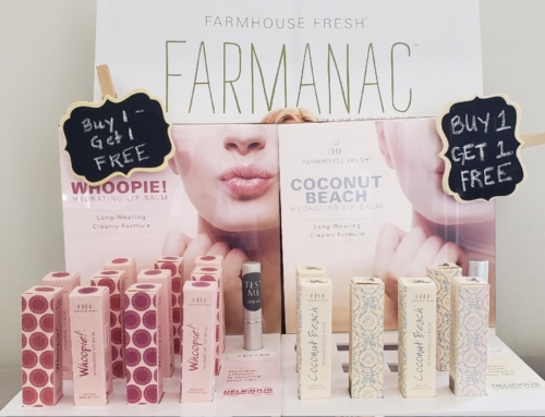 BOGO FarmHouse Fresh Lip Balms