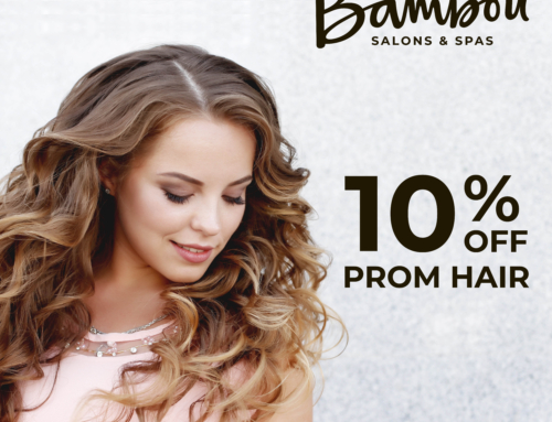 Get Ready for Prom with 10% off Hair Color, Cut, and Style!