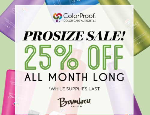 EXTENDED: ColorProof Liter Sale – 25% Off