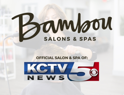 Bambou is Now the Official Hair Salon for KCTV5