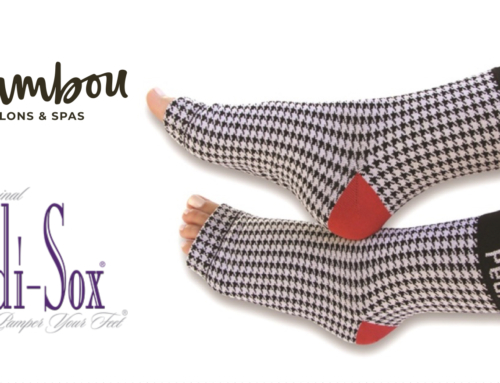 Free PediSox with Spa Pedicure