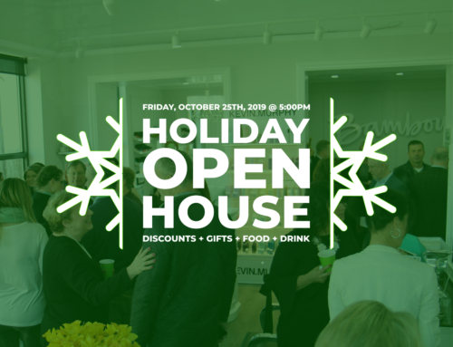 You're Invited: Guest Holiday Open House