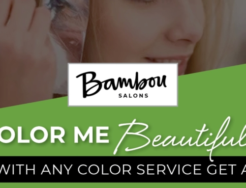 Color Me Beautiful! Free Mini Hair Product